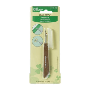 Clover Seam Ripper with cap