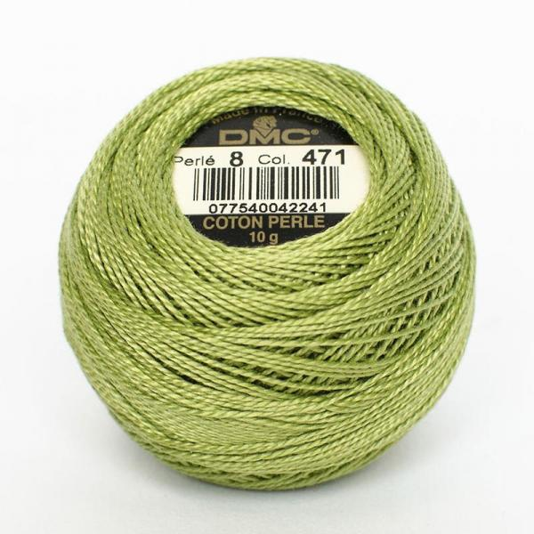 DMC Perle 8 Thread - Col. 471