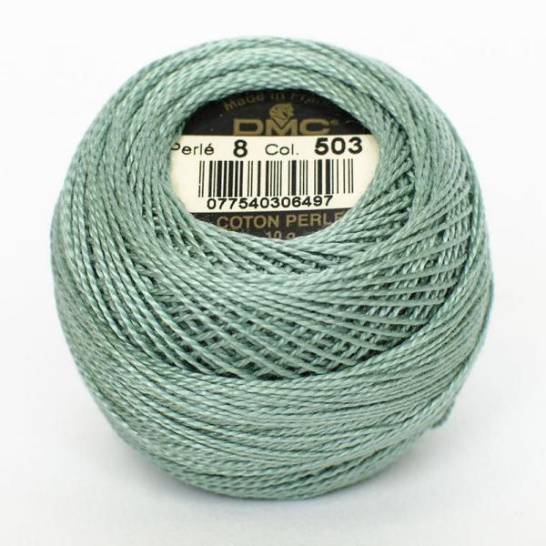DMC Perle 8 Thread - Col. 503