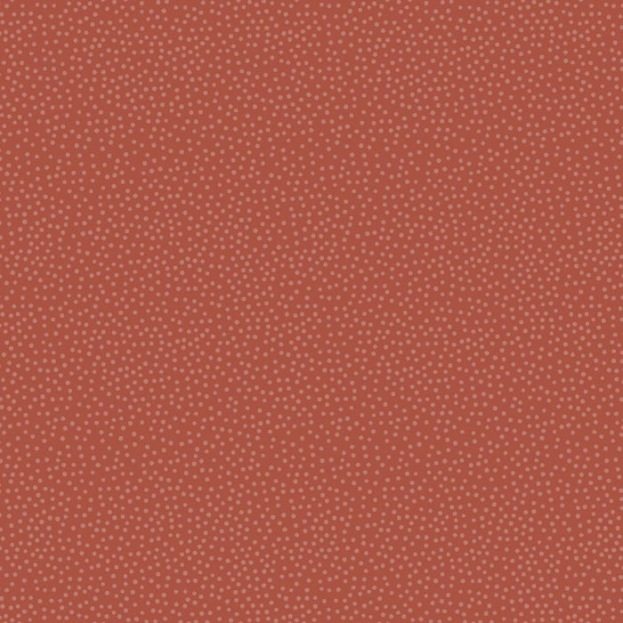 Birdhouse Basics Red Spot on Red - The Birdhouse DV3403
