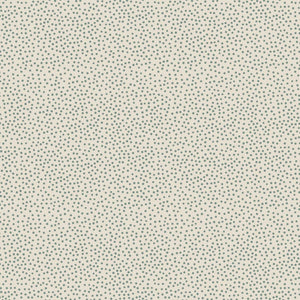 Birdhouse Basics Blue Spot on Cream - The Birdhouse DV3404 - Stitches from the Bush