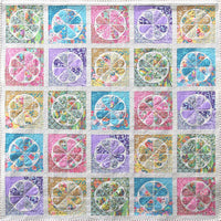 The Daisy Quilt Pattern & Templates - Emma Jean Jansen - Stitches from the Bush