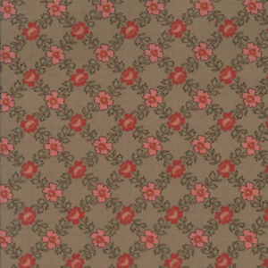 French General Antique Tan FAT QUARTER - M13658 -16 - Stitches from the Bush