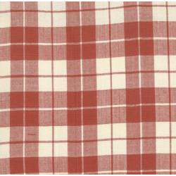 French General Rouge Silky Woven M12553-22 - Stitches from the Bush