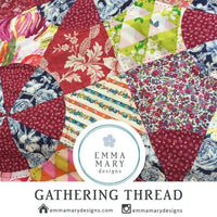 Gathering Threads Pattern & Template Set - Emma Mary Designs - Stitches from the Bush