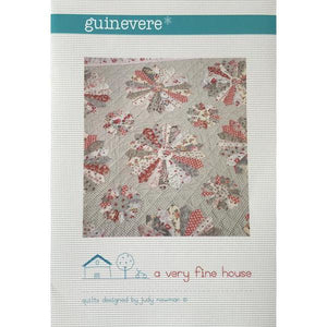 Guinevere Quilt Pattern & Starter Kit - Judy Newman - Stitches from the Bush
