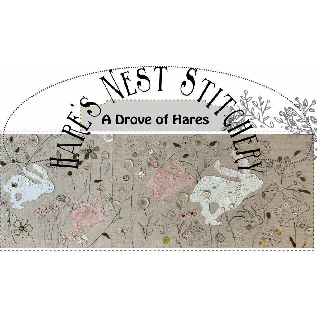 'A Drove of Hares' Starter Kit - Hare's Nest  Design