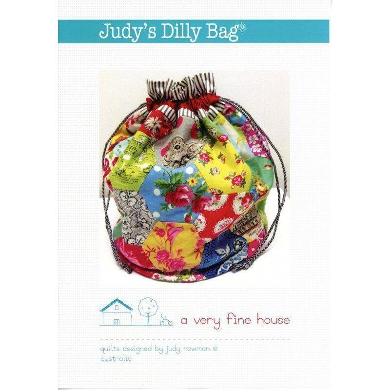 Judy's Dilly Bag Pattern - Judy Newman - Stitches from the Bush
