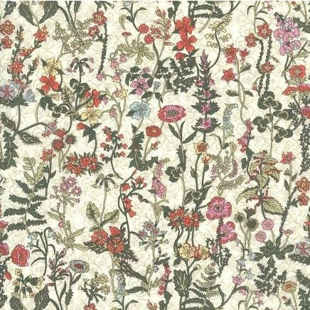 Liberty Garden Secrets C - Stitches from the Bush