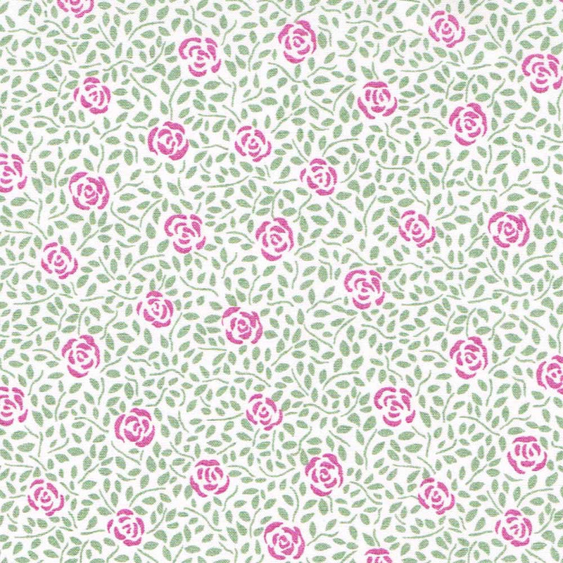 Liberty Speckled Rose C - Stitches from the Bush