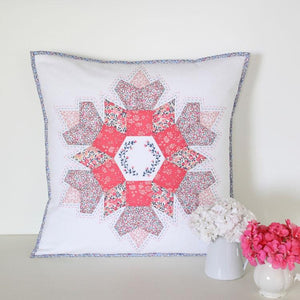 Stella Cushion Kit - Molly & Mama Designs - Stitches from the Bush