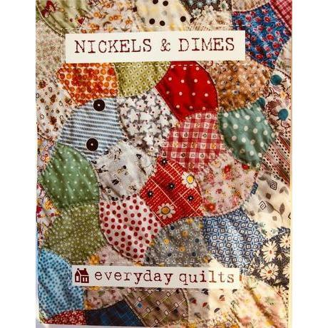 Nickels & Dimes Pattern & Template Set - Everyday Quilts - Stitches from the Bush