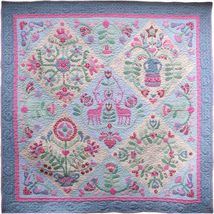 Gembrook Quilt Complete Kit - Rosalie Dekker Designs - Stitches from the Bush