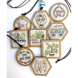 Stitchery Assortment Kit - Rosalie Dekker Designs - Stitches from the Bush