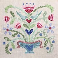 Paper Garden Complete Kit - Rosalie Dekker Designs - Stitches from the Bush