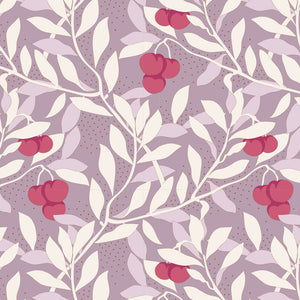 PRE-ORDER Tilda Maple Farm Cherrybush Mauve - 100262 - Stitches from the Bush