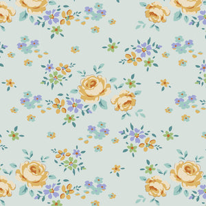 PRE-ORDER Tilda Maple Farm Gracie Teal - 100279 - Stitches from the Bush