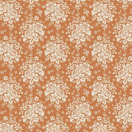 Tilda Audrey Honey Yellow FAT QUARTER - 481091 - Stitches from the Bush
