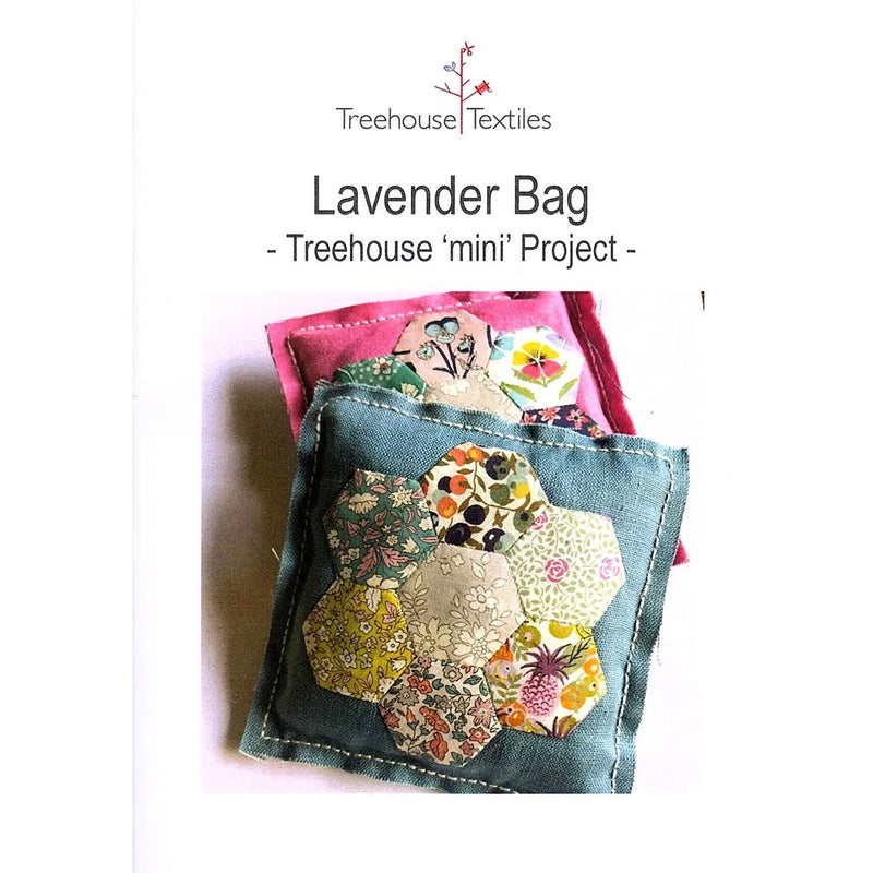 Lavender Bag Kit - Treehouse 'mini' Project - Stitches from the Bush