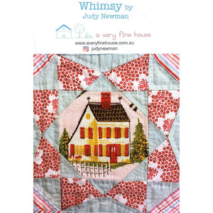 Whimsy Quilt Templates - Judy Newman - Stitches from the Bush
