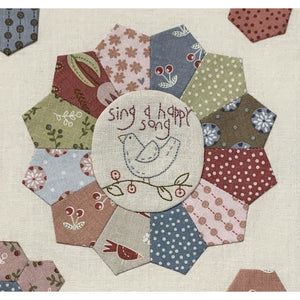 'Heartstrings' Starter Kit - A Birdhouse Design Project - Stitches from the Bush