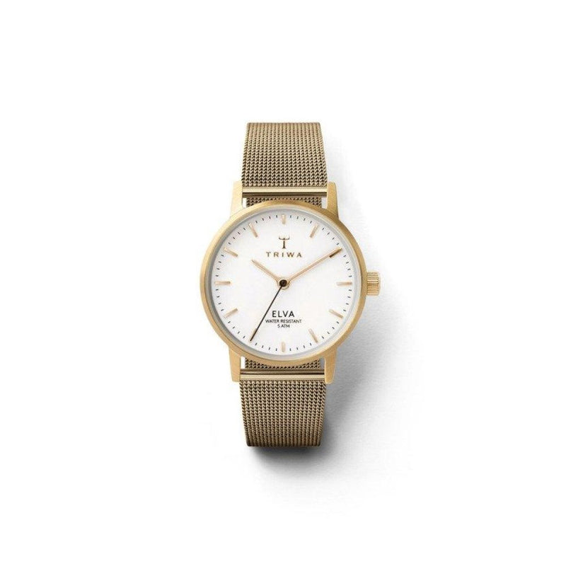Triwa · Ivory Elva Gold · Another Watch Store