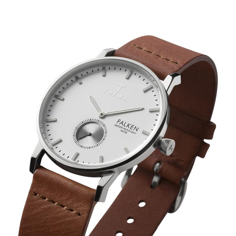 Triwa · Ivory Falken Brown · Another Watch Store