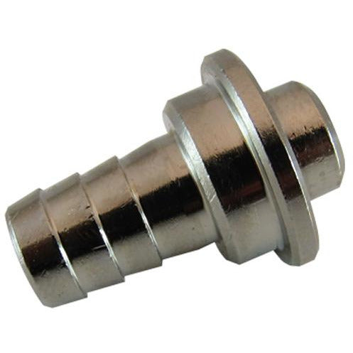"Keg Coupler 5/16"" Barbed Gas Side Hose Nipple"