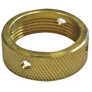 Brass Coupling Nut for Shank Assembly