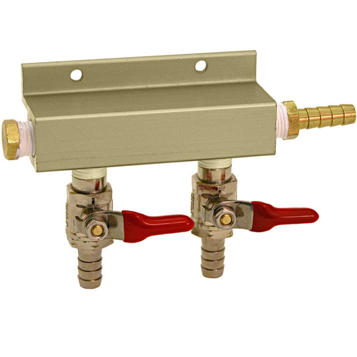 2 Way Gas Distributor