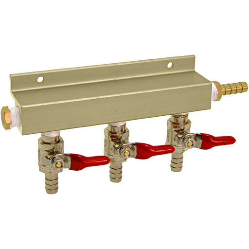 3 Way Gas Distributor