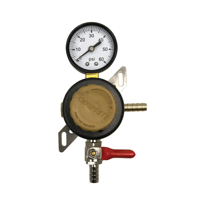 Taprite 60lb Secondary Regulator with Barbed Shut-Off