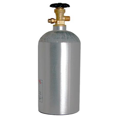 20lb Aluminum Co2 Cylinder - Empty