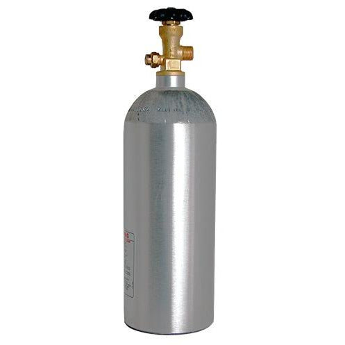 5lb Aluminum Co2 Cylinder - Empty