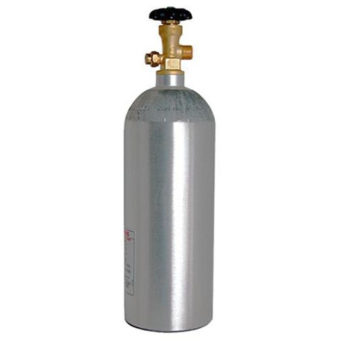 10lb Aluminum Co2 Cylinder - Empty