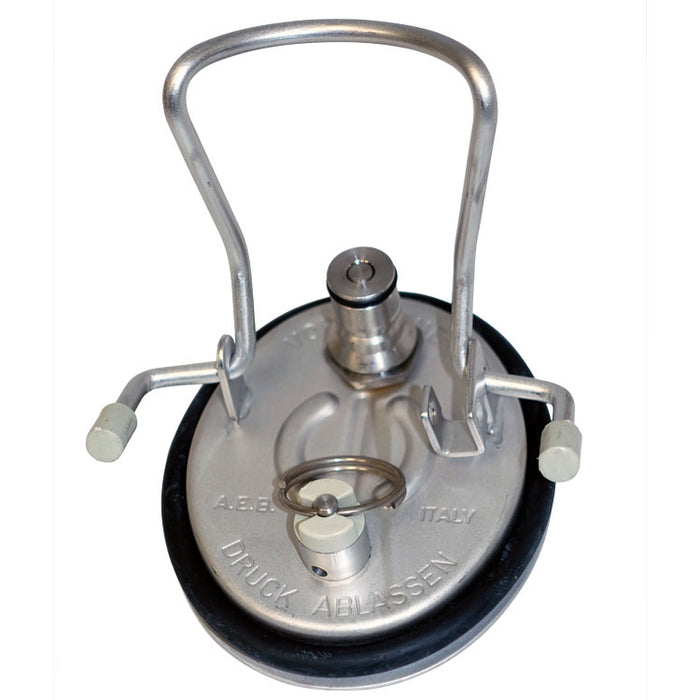 AEB Corny Keg Carbonation Lid with Safety