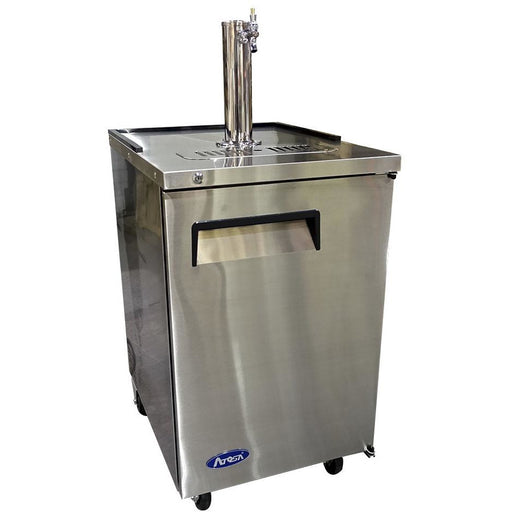 Single Tap SS Commercial Grade Kegerator