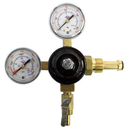 Taprite 60lb N2 Primary Regulator with Barbed Shut-Off