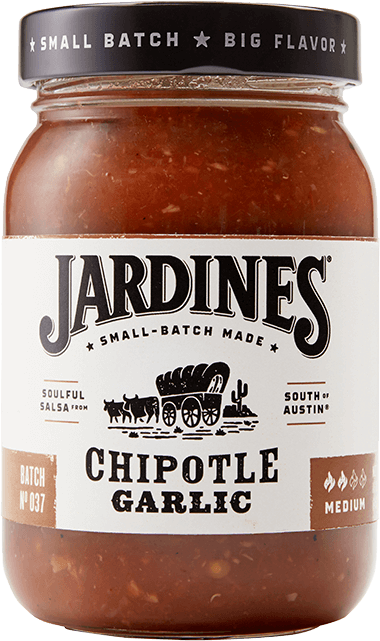 Chipotle Garlic Salsa, Medium