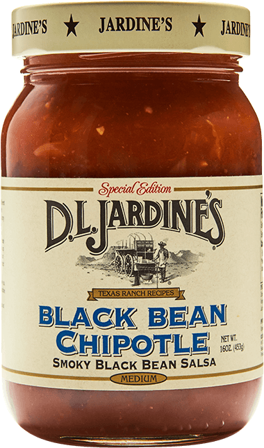 DLJ Black Bean Chipotle Salsa, Medium