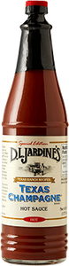 DLJ Texas Champagne Hot Sauce
