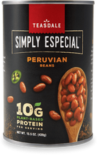 Load image into Gallery viewer, Teasdale Simply Especial Peruvian Beans