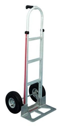 "Modular, 52"" Single Grip Handle 18"" Nose 10"" Pneumatic Tire Hand Truck 117-UM-1060 500 Cp"