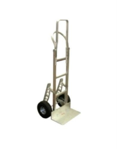 Liberator Brand, (Made in USA) Aluminum Hand Truck Two-Wheeler A1-B10-C6-D5-E60-SG
