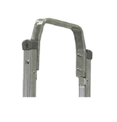 "Modular Parts, (Hand Truck Part) Strengthens Handle and Frame U-Brace 12"" Wide (6"" Tall)"