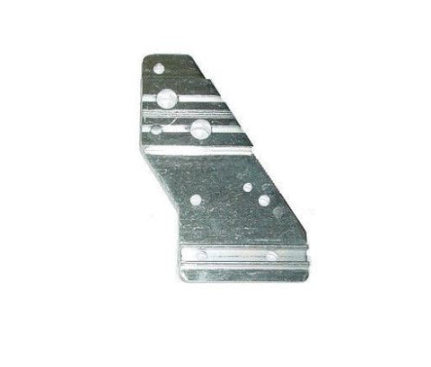 Modular Parts, Right Side Only Hand Truck Wheel Bracket 2001-702 Modular Parts Wheel Bracket