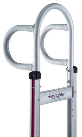 Modular Parts, Magliner Double Vertical Loop Hand Truck Handle No.25A 301129 For Hand Trucks