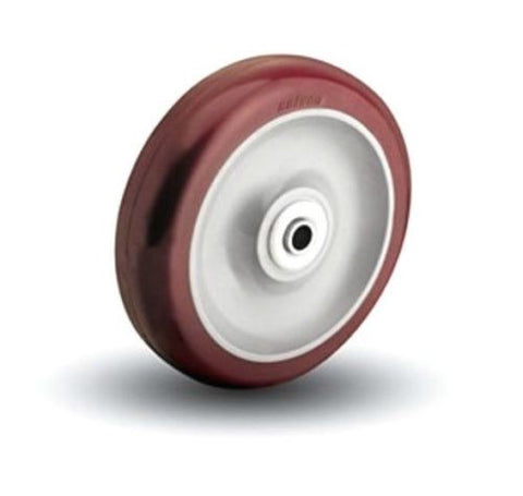 "Colson, Colson 5"" x 7/8"" Polyurethane Wheel with 7/16"" ID 7/16"" ID Narrow Tread (One)"