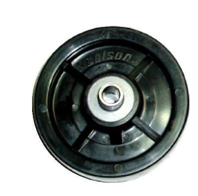 "Colson, Colson Solid Polyolefin 5"" x 1-1/2"" Wheel with 1/2"" ID Roller Bearing 700#"