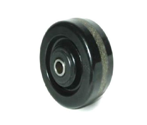 "Superior Brand, Phenolic Caster Wheel 4"" Dia. x 1-1/2"" Wide 500# Ca with 1/2"" ID Roller Bearing"